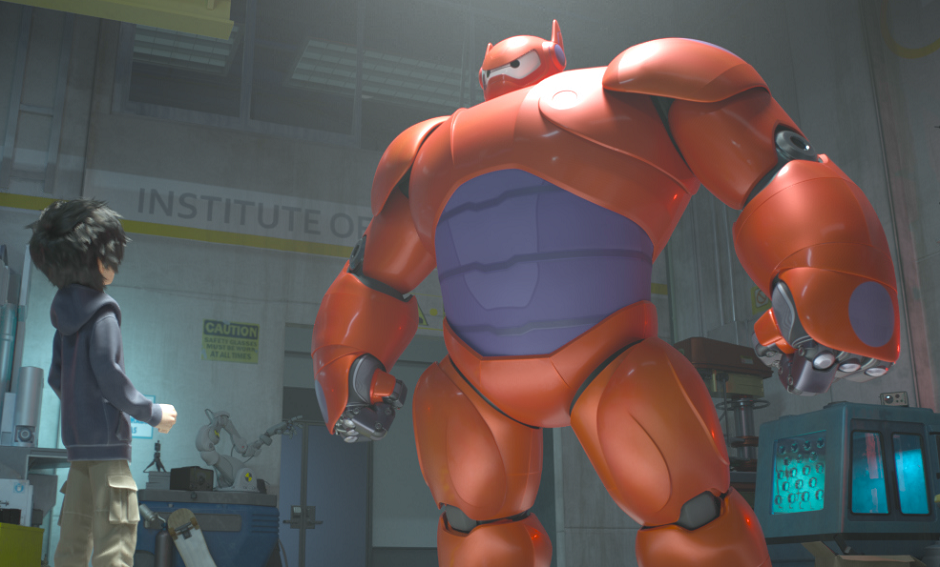 Big Hero 6 toys revealed!