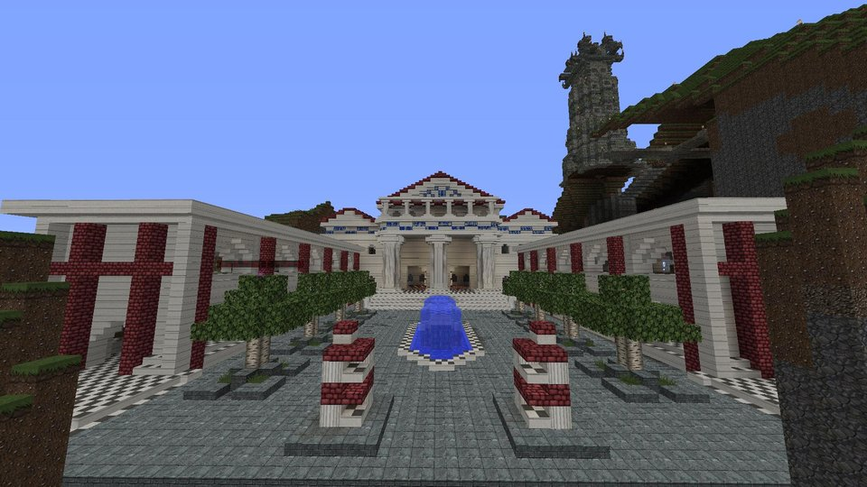 CivCraft sees empires rise in Minecraft