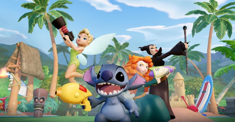 Hands on with Disney Infinity 2.0 Originals Toy Box