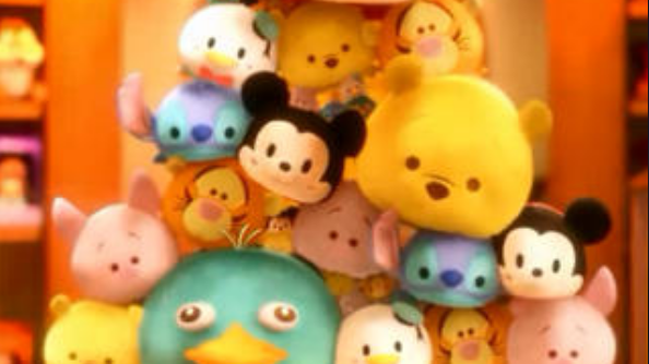 Disney Tsum Tsum looks like the next big thing on iOS