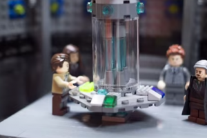 Doctor Who 50th LEGO
