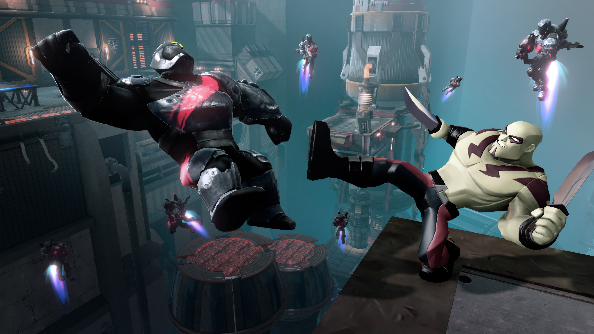 Investigating Disney Infinity's Guardians of the Galaxy