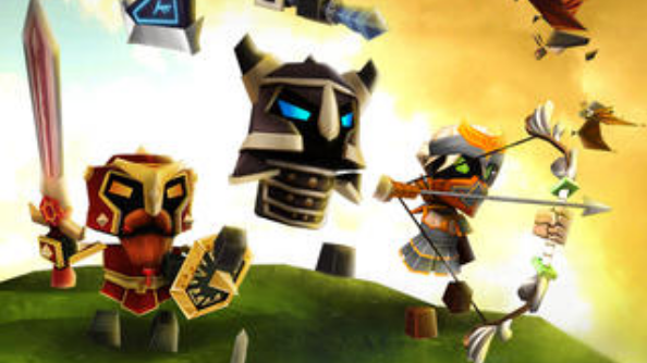 iOS App of the Day: Elements Epic Heroes