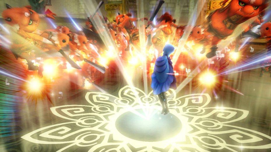 Hyrule Warriors 01