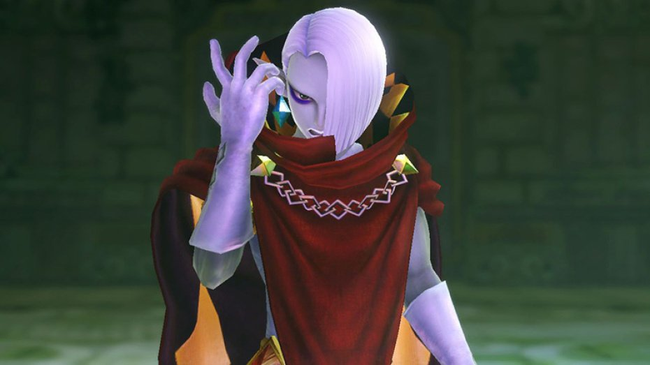 Zant and Ghirahim tear it up in new Hyrule Warriors trailers