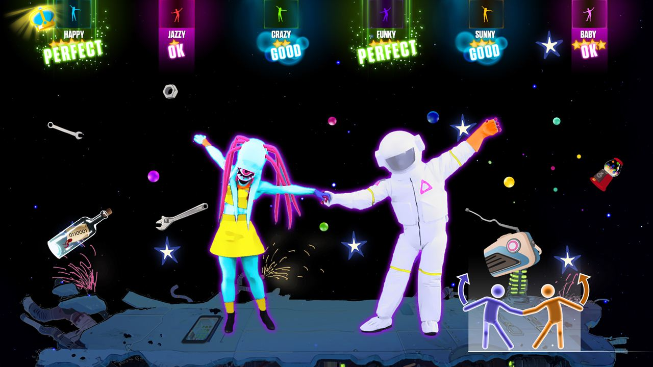 Just Dance 2015 is looking great with Kinect