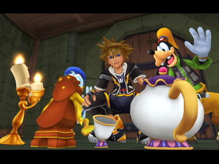 Compare old and new in Kingdom Hearts 2.5 trailer