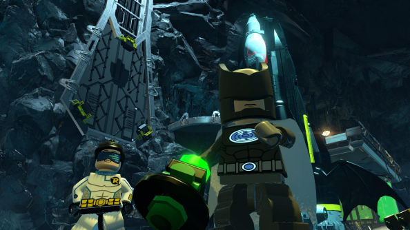 Awesome new LEGO Batman 3 gameplay footage
