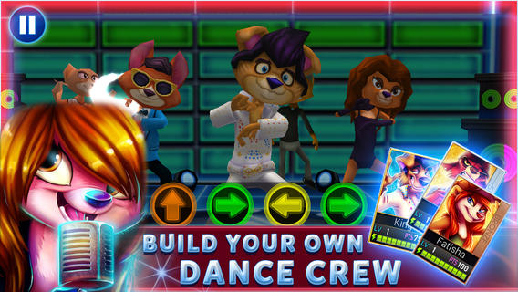 iOS App of the Day: Party Animals: Dance Battle