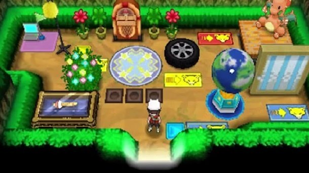 Pokemon Super Secret Base 01