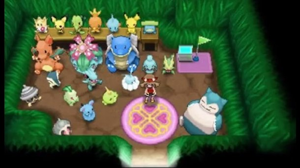 Pokemon Super Secret Base 03
