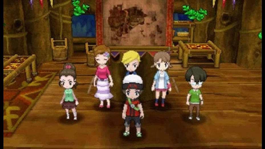 See Pokémon Omega Ruby & Alpha Sapphire's Super Secret Bases