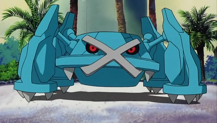 Mega Metagross in Pokémon Omega Ruby & Alpha Sapphire