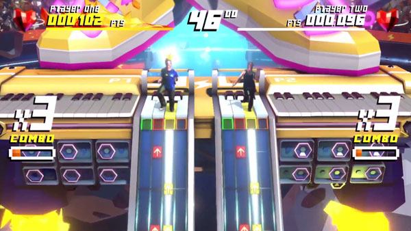 Work out retro-style with Shape Up on Xbox One