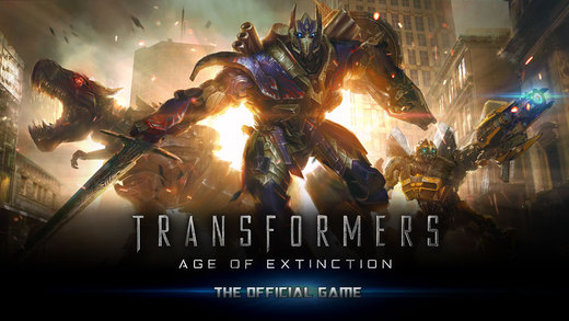 iOS App of the Day: Transformers Age of Extinction