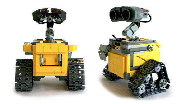 WALL-E LEGO 01
