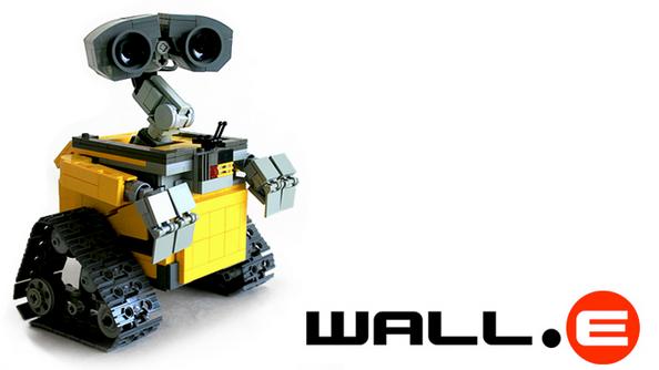 WALL-E LEGO 02