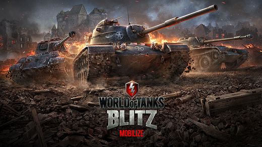 iOS App of the Day: World of Tanks: Blitz