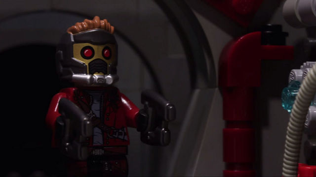 LEGO Guardians of the Galaxy trailer is awesome