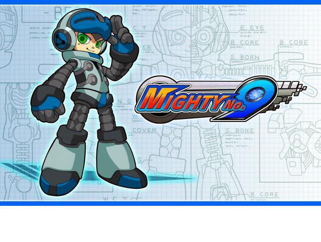 Mighty No.9 trailer shows off special skills