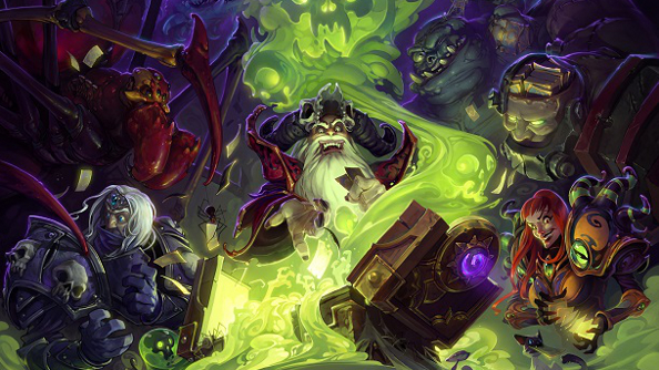 Hearthstone singleplayer adventure can be bought with gold