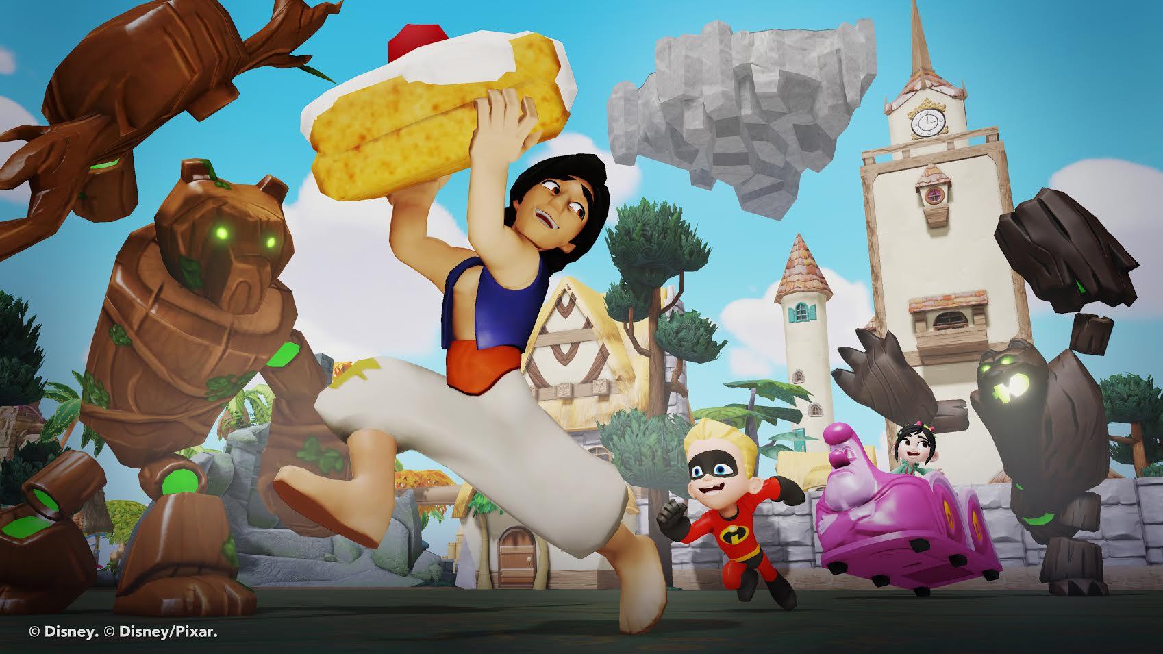 Aladdin Disney Infinity 02