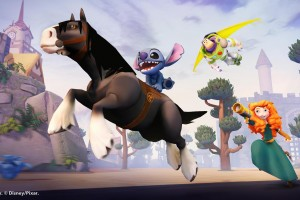 Disney Infinity 2.0 Originals screenshot