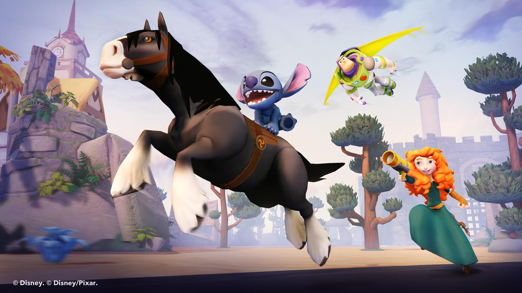 Disney Infinity 2.0 will have an Originals starter pack