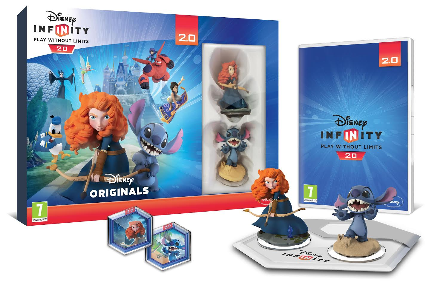 Disney Infinity 2.0 Originals