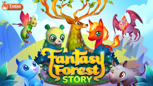 iOS App of the Day: Fantasy Forest Story
