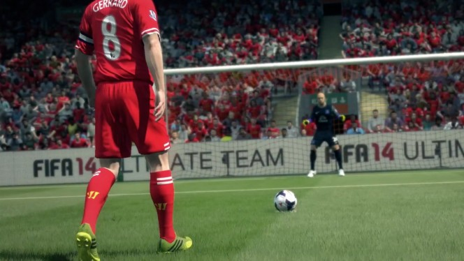 Next-gen goalies are here in FIFA 15 trailer