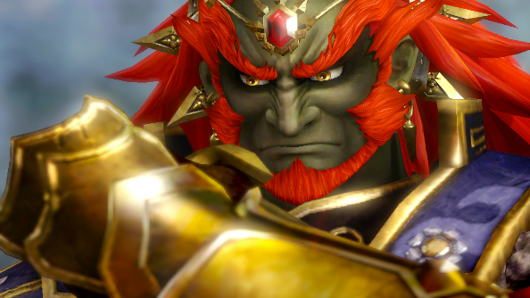 Ganondorf is playable in Hyrule Warriors!