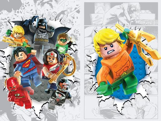 Supergirl spotted for Lego Dimensions