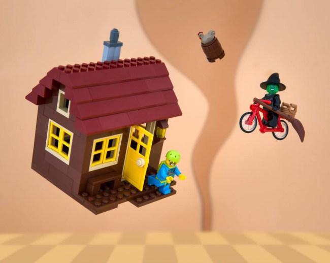 LEGO Kansas