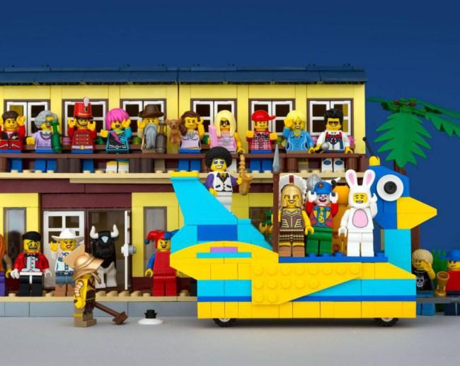 LEGO Louisiana