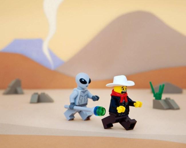 LEGO New Mexico