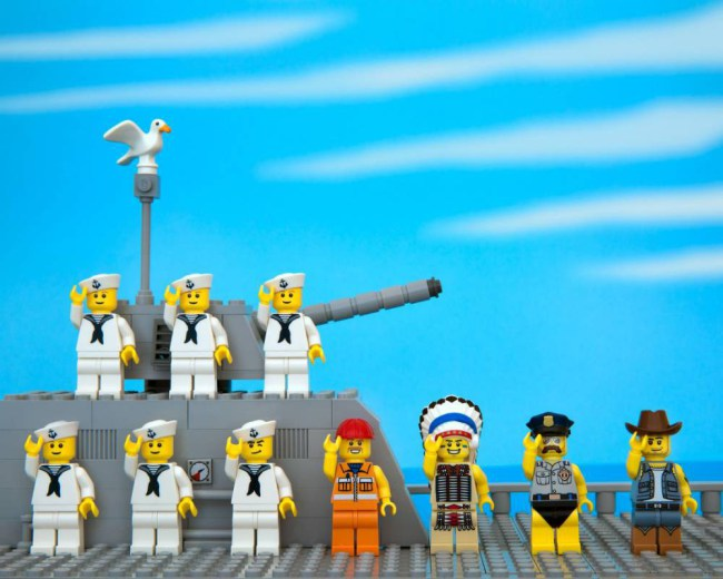 LEGO Virginia