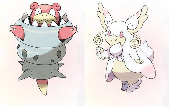 Mega Slowbro new for Pokémon Omega Ruby & Alpha Sapphire