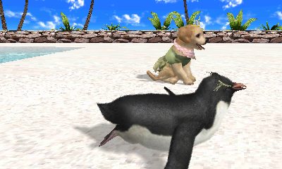 Petz Beach & Petz Countryside coming to 3DS