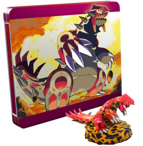 Pokemon Omega Ruby steelbook