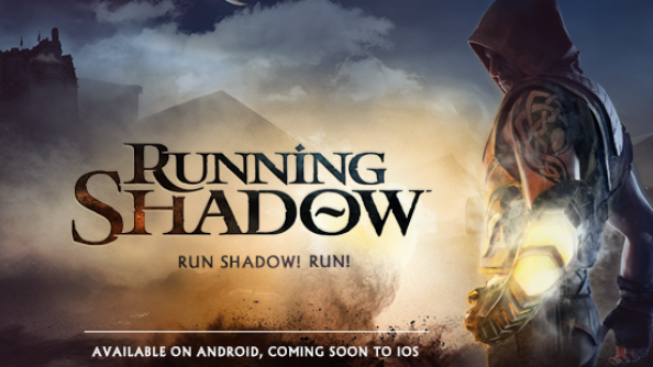 Running Shadow leaps onto Android