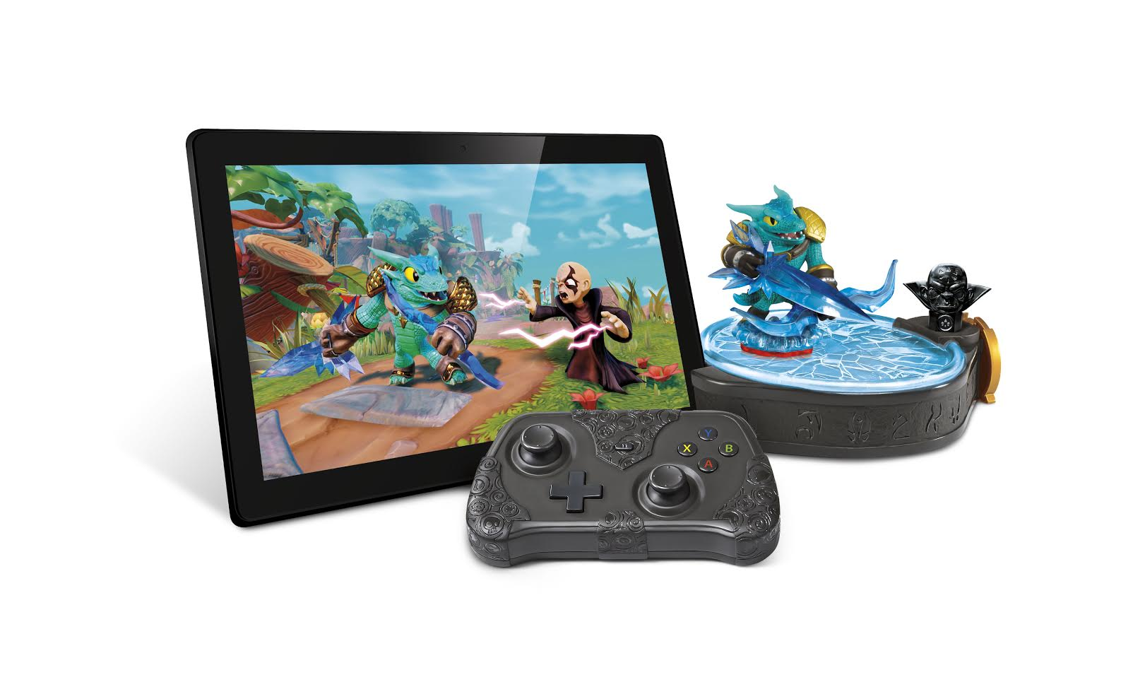 Skylanders Trap Team is coming to iOS, Android, and Kindle!