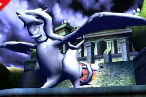 Super Smash Legendary Pokemon 3Ds