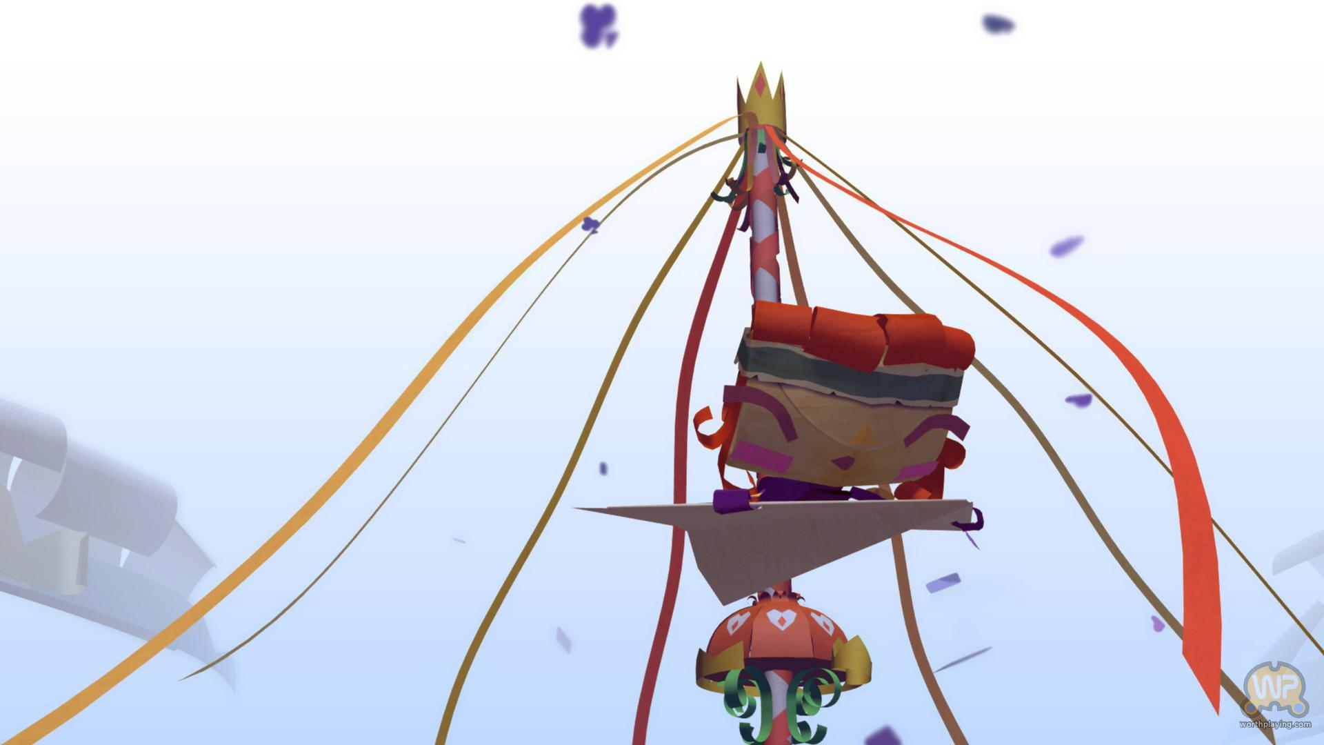 Tearaway Unfolded looks great in these screenshots