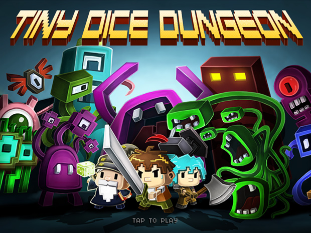 iOS App of the Day: Tiny Dice Dungeon
