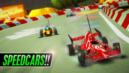 iOS App of the Day: Touch Racing 2