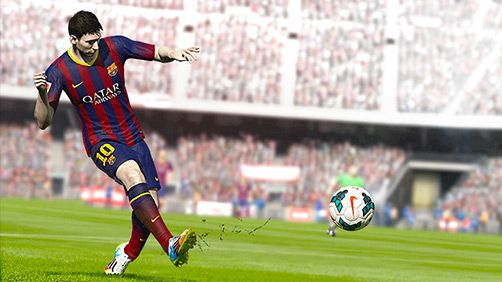 FIFA 15 trailer shows how you'll feel the game