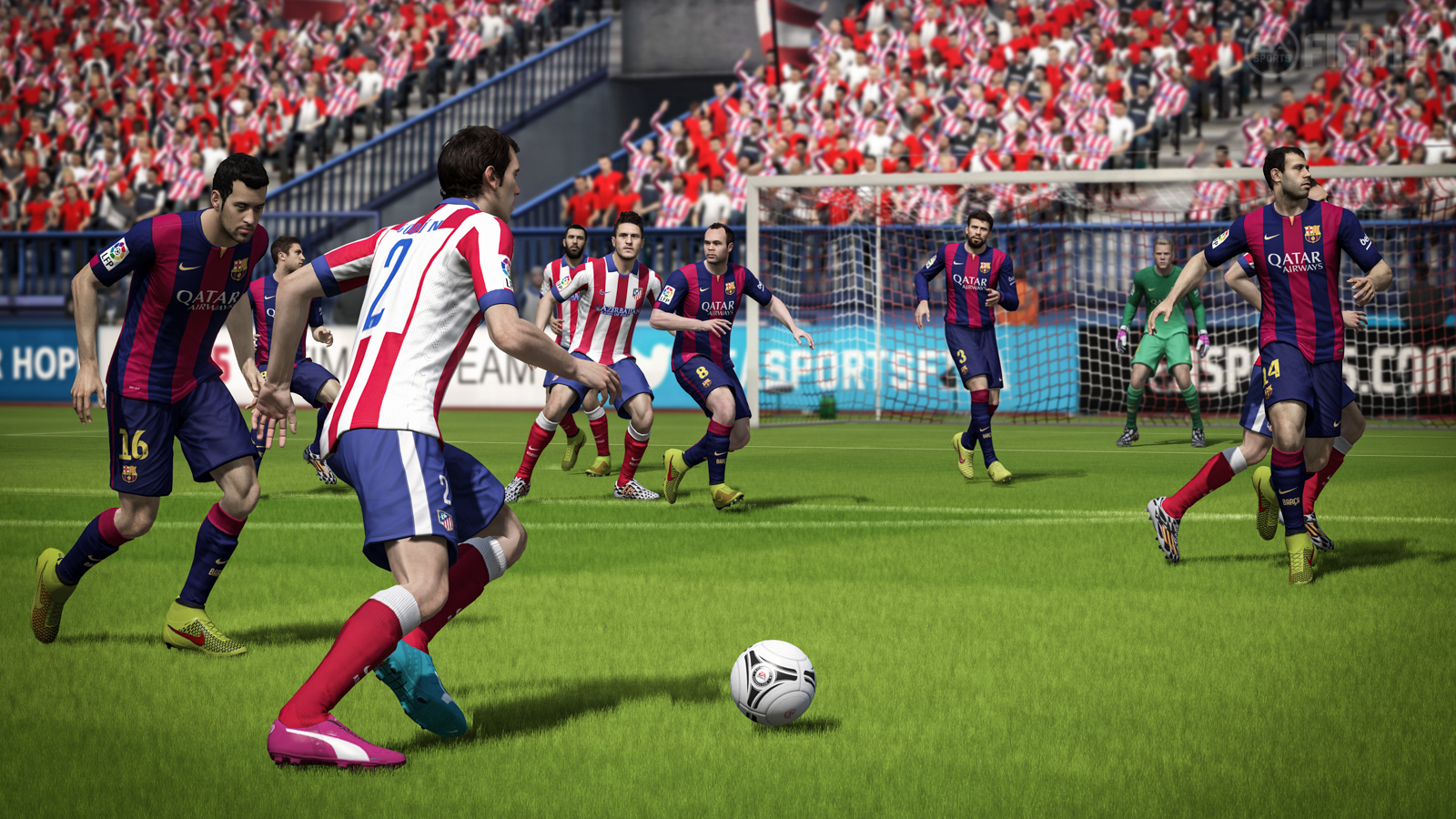FIFA 15 on PS3 and Xbox 360 won't have Pro Clubs mode