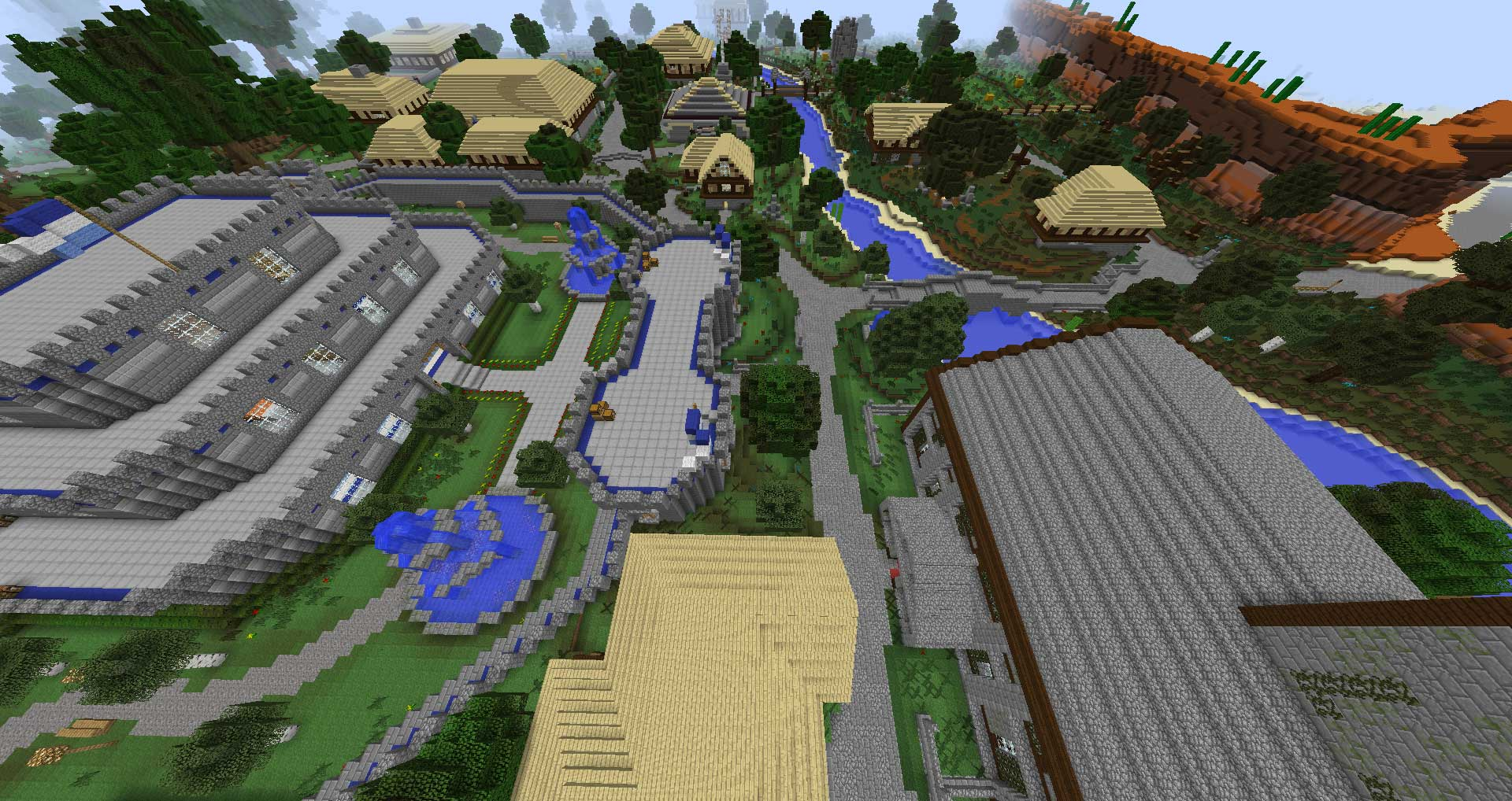The whole of runescape inside minecraft boxmash minecraftrunescape minecraftrunescape02 publicscrutiny Image collections