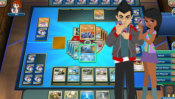 The Pokémon Trading Card Game is coming to iPad!